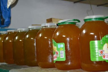Продам натуральный домашний мед.