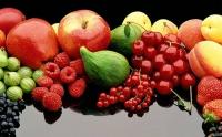 Фрукти, ягоди