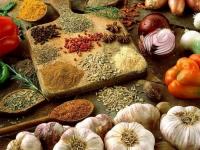 Специи, приправы, пищевое сырье и добавки